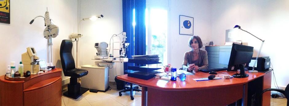 Dr Barbara Musq, médecin ophtalmologiste.